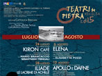 Stone theatres -  Events Cattolica Eraclea - Theatre Cattolica Eraclea