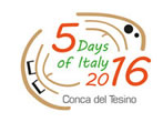 5 Days of Italy 2016 -  Events Levico Terme - Sport Levico Terme