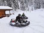 La Cascatella - ice snow circuit -  Events Castello Tesino - Attractions Castello Tesino