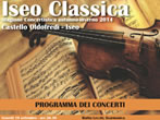 Iseo classica -  Events Iseo - Concerts Iseo