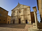 Pienza Cathedral -  Events Pienza - Attractions Pienza