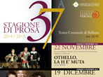 Theatre season -  Events Belluno - Theatre Belluno