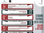 Sociale Theatre: theatre season -  Events Fasano - Theatre Fasano