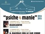 Psiche e manie 2014-15 -  Events Fasano - Theatre Fasano
