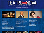 Theatre: 2015-16 season -  Events Nova Milanese - Theatre Nova Milanese