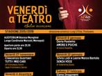 Venerdi' a teatro salvo eccezioni -  Events Monopoli - Theatre Monopoli