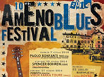 Ameno blues festival 2017 -  Events Ameno - Concerts Ameno