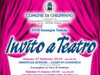 Invito a teatro -  Events Chiuppano - Theatre Chiuppano