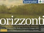 Horizons -  Events Monza - Art exhibitions Monza