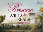 19th century landscape at Villa Reale -  Events Monza - Art exhibitions Monza
