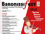 Baronissifest -  Events Baronissi - Shows Baronissi