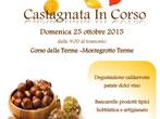 Castagnata in Corso -  Events Montegrotto Terme - Shows Montegrotto Terme