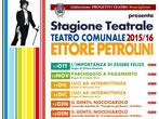 Theatre season -  Events Ronciglione - Theatre Ronciglione